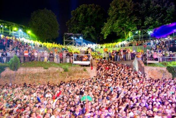 Exit Festival - Novi Sad, Serbia